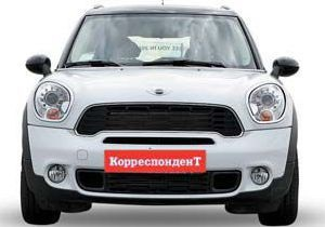 Пригородный стиляга. Тест-драйв Mini Cooper S Countryman ALL4