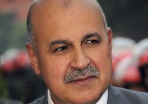 Египетский вице-президент подал в отставку