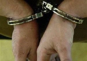 В Киеве задержан мужчина, бросивший гранату в пункт обмена валют