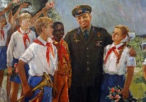 Украинский дом до 17 марта предлагает посетителям окунуться в эпоху СССР