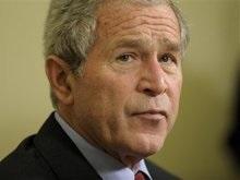 Буш определил состояние экономики США как  похмелье с перепоя