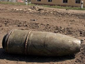 На киевском пляже нашли 11 снарядов времен войны