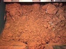 Феникс взял первые пробы марсианского грунта