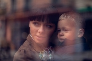 В 3-м туре фотоконкурса  Украина в эмоциях  победили мамы