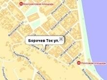 Вблизи Андреевского спуска в Киеве горит склад одежды