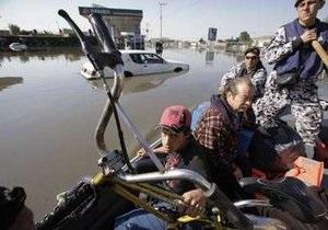 Ливни и наводнения в Мексике унесли жизни 17 человек