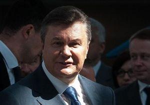 Янукович решил создать в Украине институт уголовных проступков