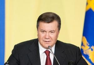 Янукович подпиcал указ о формировании Конституционной ассамблеи