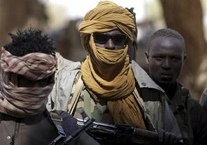 Мятежники Дарфура заявили о готовности к перемирию