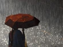 Понедельник в Украине будет дождливым