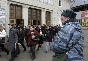 СМИ: Террористки и сопровождавшие их женщины не прятали лица в метро
