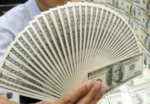 Дефицит федерального бюджета США в марте превысил $65 млрд