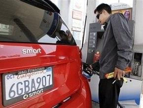 Нефть падает третий день подряд