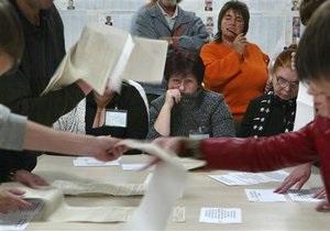 Миссия ОБСЕ начала следить за выборами в Украине