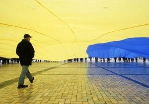 Опрос: Украинцы смотрят в будущее оптимистичнее, чем граждане России