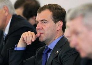 Медведев заявил, что знал о деталях провала российских разведчиков в США