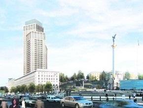 160-метровый небоскреб в центре Киева построят к 2012 году