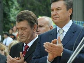 Янукович требует одновременно сменить Президента и нардепов