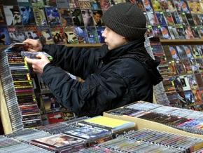 СБУ задержала торговцев компакт-дисками с базами данных госорганов