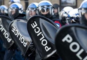 В Монреале не менее 90 человек были задержаны в ходе акции протеста против плана развития провинции Квебек