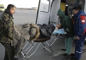 МИД: Во время пожара в Перми пострадал украинец