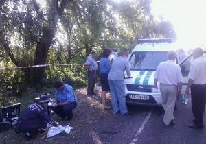 Стали известны подробности задержания убийцы инкассаторов в Днепропетровской области