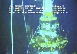 BP зацементировала поврежденную скважину в Мексиканском заливе