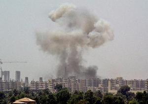 Серия терактов в Багдаде: погибли 80 человек