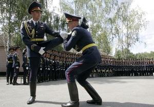 Партия регионов зарегистрировала проект закона о переименовании милиции в полицию