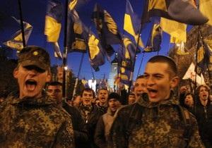 НГ: Общеукраинский мордобой