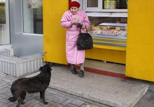 і : Украинцы тратят все больше денег на еду