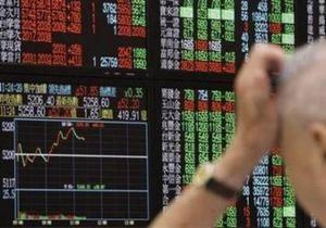 Мировые рынки закончили вчерашние торги падением