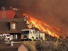 Шварценеггер призвал жителей Лос-Анджелеса эвакуироваться