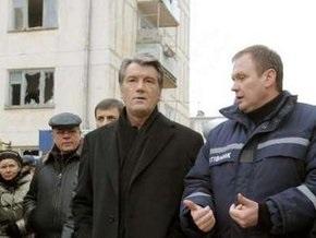 Ющенко: Трагедия в Евпатории произошла из-за халатности
