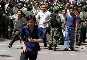 В Китае еще пять участников беспорядков в Урумчи приговорены к смертной казни