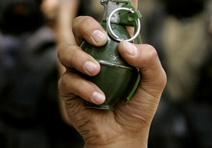 СМИ: Директор сети магазинов Харькова взорвал себя гранатой