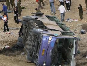 В Израиле водителя автобуса смерти с российскими туристами обвинили в убийстве