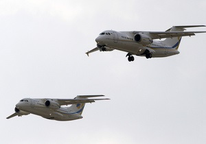 Российская компания купила у Украины десять самолетов Ан-158