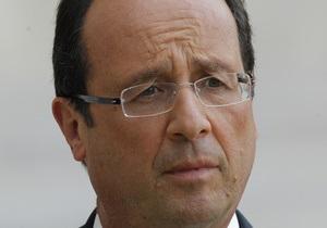 Президент Франции жалуется на очень трудную работу