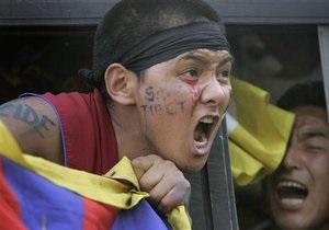 Иностранным туристам запретили въезжать в Тибет