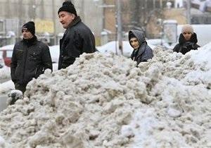 Из-за сильного похолодания власти Румынии объявили о введении чрезвычайной ситуации