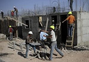 Израиль ускорил темпы строительства жилья на Западном берегу в четыре раза