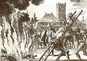В Бельгии реабилитировали  ведьм , сожженных в 17 веке