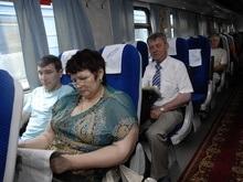 Фотогалерея: Экспресс Киев-Одесса. В первый путь