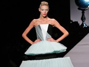 Фотогалерея: Paris Fashion Week. За гранью реального