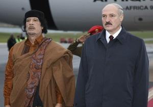 Лукашенко: В 2007 году Саркози взял у Каддафи $100 млн