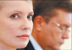 Financial Times: Склоки в Киеве омрачают президентскую гонку