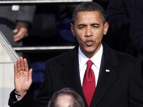Обама отметит первые сто дней у власти