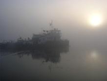 В Японском море обнаружили корабль-призрак
