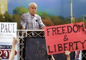 Схватка республиканцев: Рон Пол получил большинство в Неваде и Мэне